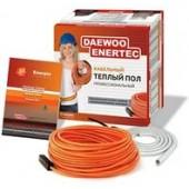 Одножильный кабельный теплый пол DAEWOO ENERTEC